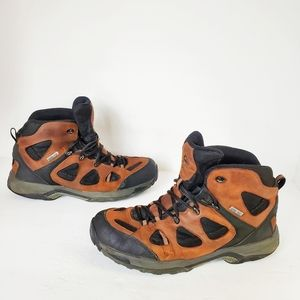 ECCO Receptor GoreTex heavy duty hiking work boots